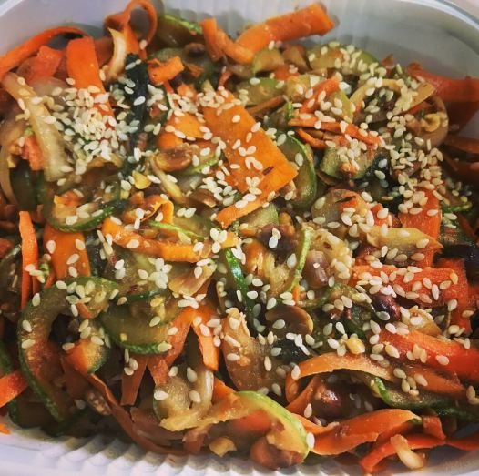 South East Asian Slaw